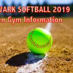 2019 Softball Open Gym Schedule