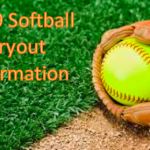 2019 Middle and High School Softball Tryout Information