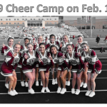 Newark High School Cheer Clinic Information