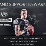 COME OUT AND SUPPORT THE COLUMBUS DESTROYERS