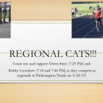Come and Support Gwen and Bobby at Regionals!!!