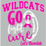 Get Your Rumble for a Cure Apparel Now through October 11!!!