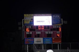 NHS Lacrosse first Home Win