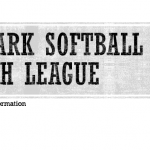 Newark Youth Softball Registration 2020