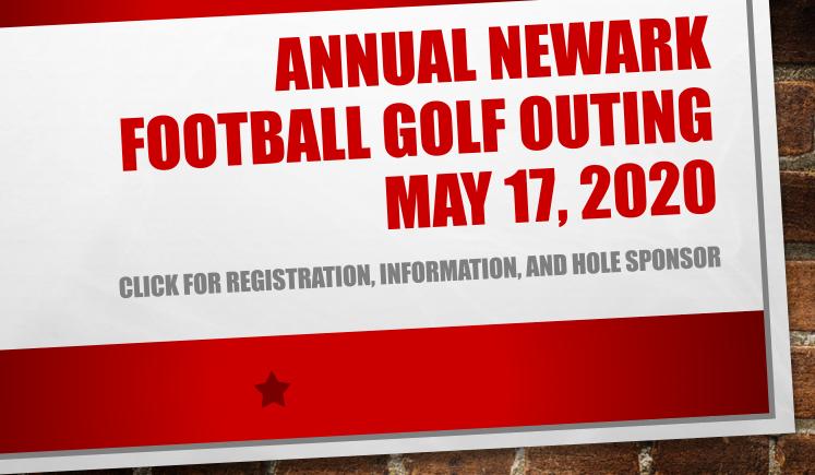 2020 Newark Football Golf Outing (May 17, 2020)