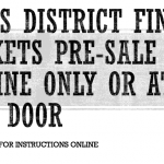 Purchase Boy's Basketball District Final Game Online Pre-Sale Only or At-The-Door