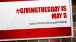 #GivingTuesday May 5, 2020 (Please Help Newark Athletes)
