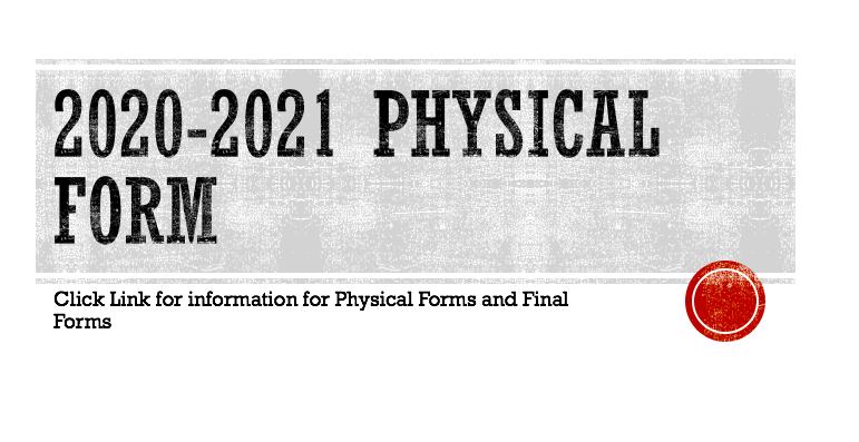 2020-2021 Physical Form