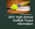 2021 Newark High School Softball Tryout Information