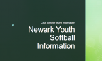 Newark Youth Softball Information