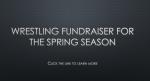 2021 Newark Wrestling Spring Fundraiser