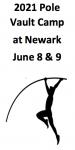 2021 Pole Vault Camp on June 8 & 9