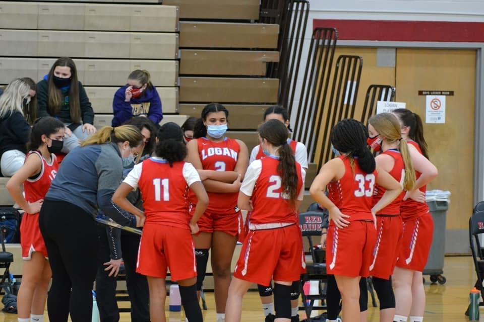 Girls Basketball vs Central 1-14-21