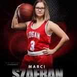 SENIOR SPOTLIGHT – Marci Szafran – Girls Basketball