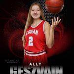 SENIOR SPOTLIGHT – Ally Geszvain – Girls Basketball
