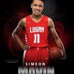SENIOR SPOTLIGHT – Simeon Mavin – Boys Basketball