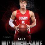 SENIOR SPOTLIGHT – Jack McHugh-Sake – Boys Basketball