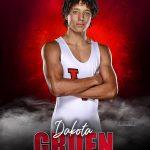 SENIOR SPOTLIGHT – Dakota Gruen – Wrestling
