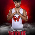SENIOR SPOTLIGHT – Donavin Wylie – Wrestling