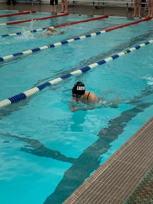 Girls Swim 3-1-21