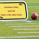 Football Attendance Policy Update