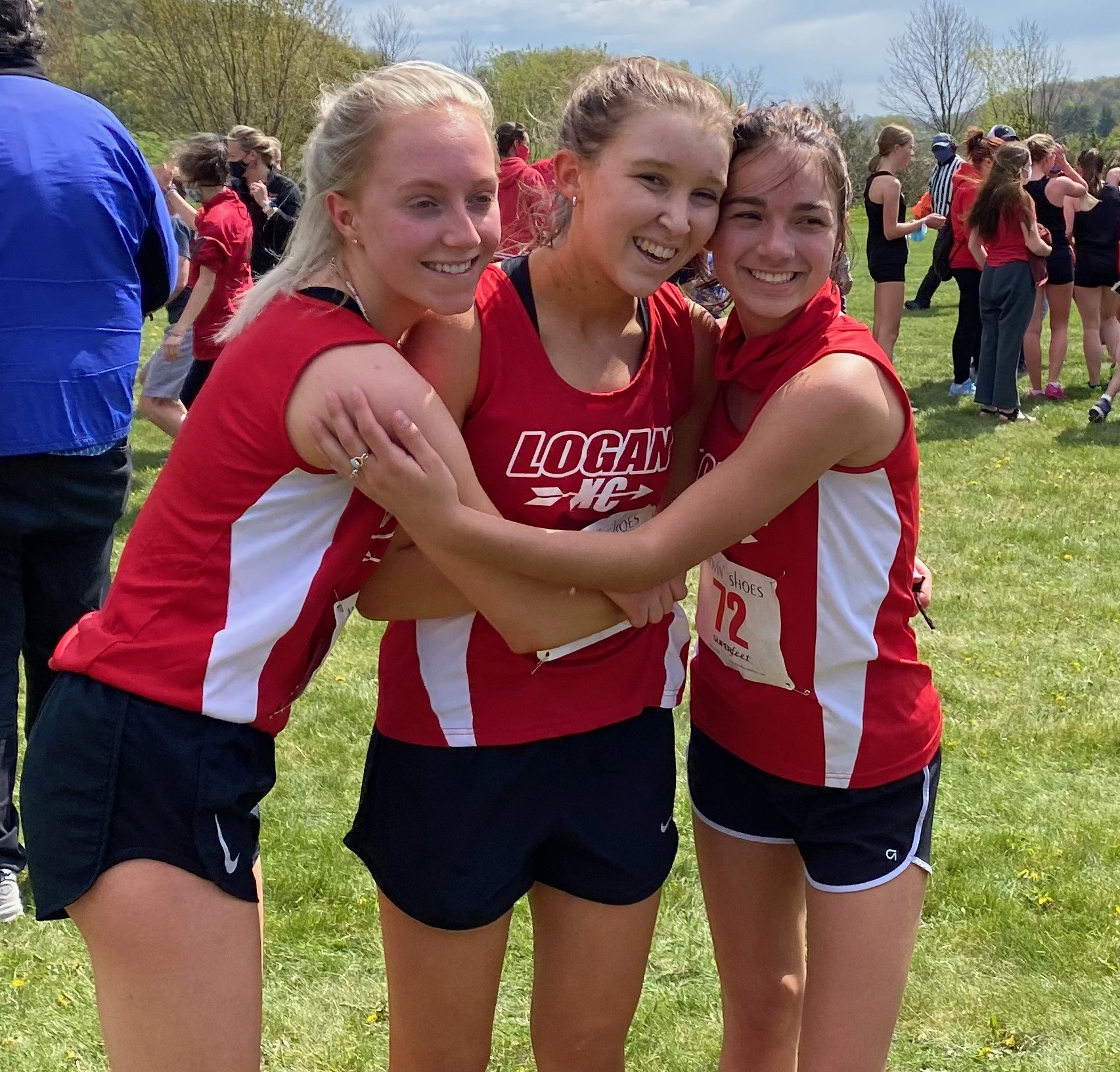 Logan Cross Country Finishes the Season at Middleton