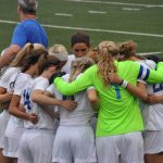Olentangy Liberty High School Girls Varsity Soccer beat Thomas Worthington High School 2-0