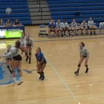 Olentangy Liberty High School Girls Freshman Volleyball beat Dublin Scioto High School 2-0