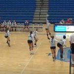 Olentangy Liberty High School Girls Freshman Volleyball beat Marion Pleasant High School 2-0