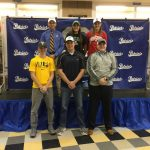 Six LHS Athletes Sign on National Signing Day