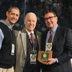 Hoogeveen receives OHSAA Sportsmanship, Ethics & Integrity Award