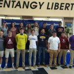 16 Patriots Participate in Spring Signing Day Ceremony