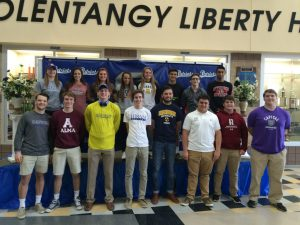 Spring Signing Day – April 12, 2017