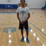 Carrasco is Boys T&F Lifter for the Week of July 10