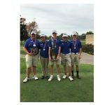 Boys Golf – State Runners Up