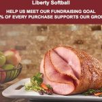 Softball Fundraiser – HoneyBaked Hams