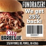 City Barbeque Night – Feb. 4th