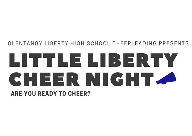 Little Liberty Cheer Night – Sept. 12th & 14th