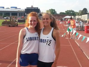 State Track Distance 2018