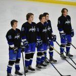 Boys Varsity Hockey beats St. Charles Preparatory School 1 – 0