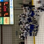 Boys Varsity Hockey beats Upper Arlington 1 – 0 in Overtime