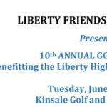 Liberty Football Golf Outing – June 11th