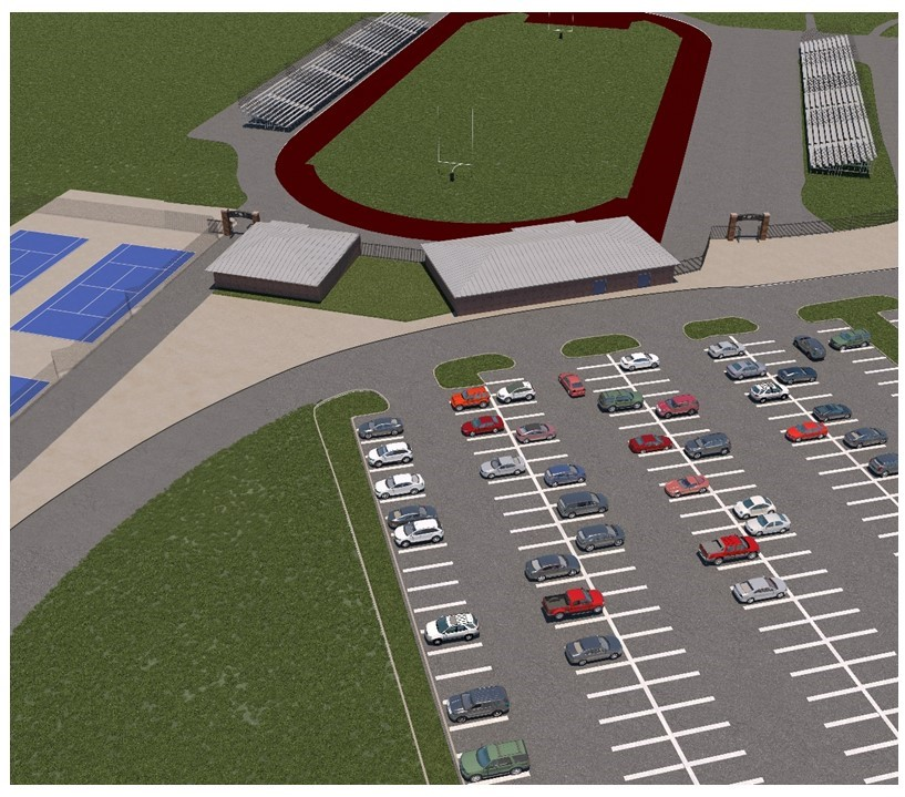 Olentangy Liberty Athletic Boosters raising $1 million for sports facilities