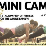 YMCA Free Family Pop-up Classes at OLHS