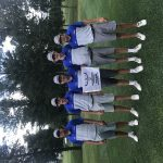 Boys Varsity Golf finishes 2nd place at Westerville Central Invite
