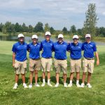 Boys Varsity Golf finishes 1st place at OCC #4 Darby Creek