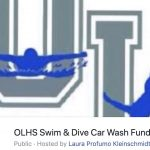 OLHS Swim & Dive Team Car Wash – Sat, Sept 21st