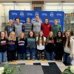 14 Patriots Sign Early National Letters of Intent