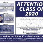 Senior Graduation Banners