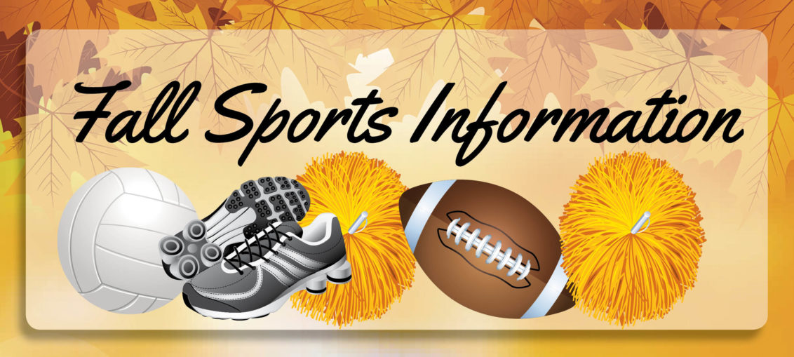Fall Sports – Physicals and FinalForms Due
